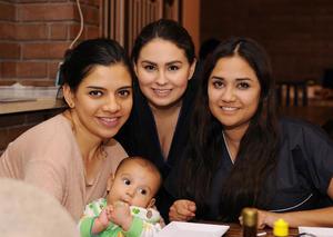 28012016 Rosalinda, Ana, Anilú y Ollivier.