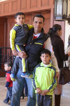 29012016 Christian, Emilio y Juan Manuel.