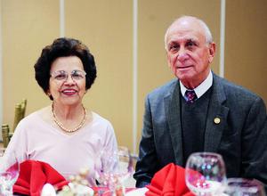 28012016 EN PAREJA.  María Rosa y Raymundo.