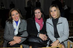 29012016 Tania Trujillo, Yadira Díaz y Begonia Castillo.