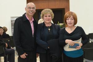 29012016 Pascual Ramírez, Mayela Torres y Lidia Acevedo.
