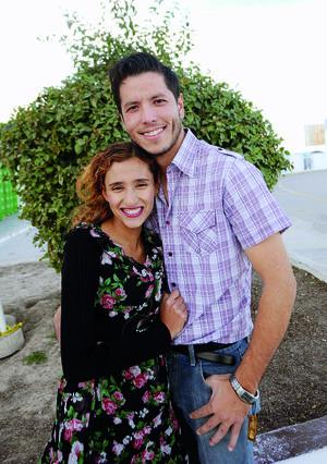 31012016 FELICES.  Connie y Felipe.
