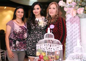 30012016 Sra. Lucy Cuevas y Sra. Mayela Delgado, fueron las organizadoras de la emotiva celebración.