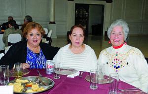 31012016 Paty Soto, Paty Valdez y Socorro Gómez.