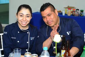 23012016 CONVIVEN.  Miriam y Juan José.