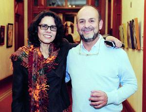 23012016 EN CACTO.  Silvia y Sergio.
