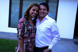 Cecy y Luis Alberto