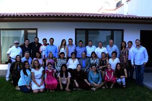 Familia Núñez Pedroza