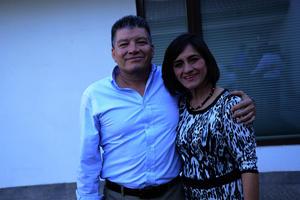 Manolo y Gina