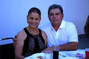 Reyna y Luis