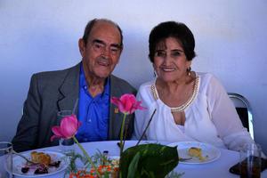Roberto Núñez Basso y Juana María Pedroza