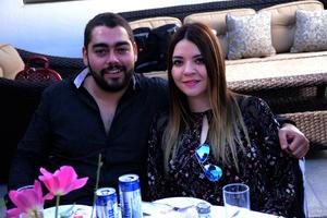 Rodrigo y Farah