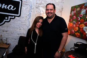 Pamela y Jorge