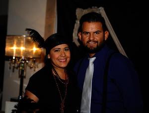 Mayte y Víctor