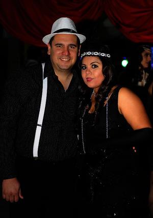 Adolfo y Marisol