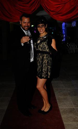 Sergio y Estefanía