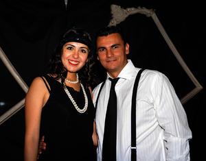 Claudia y Guillermo