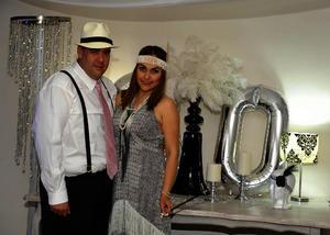 Agustín y Elena