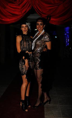 Faby y Sonia