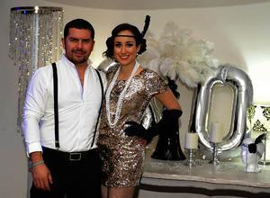 Sonia y Felipe
