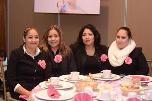 02022016 Milagros, Alicia, Eloísa y Miriam.