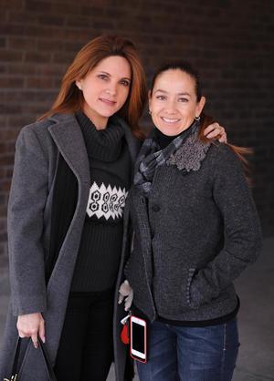04022016 María Elena García y Ale López.
