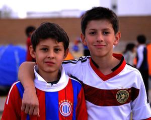 Emilio y Diego