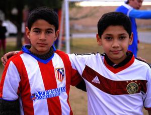 Valente y Carlos