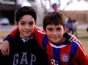 Vidal y Alex