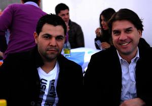 José Luis y Rudy