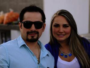 José y Silvia