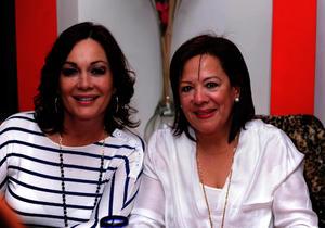 Lety e Isabel Cristina
