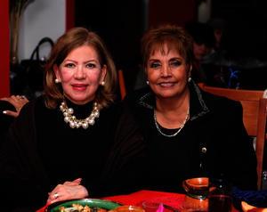 Lety y Angélica
