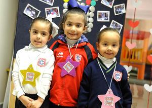 05022016 Renata, Israel y Sofía.