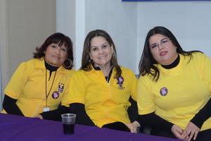 05022016 Griselda, Malena y Peregrina.