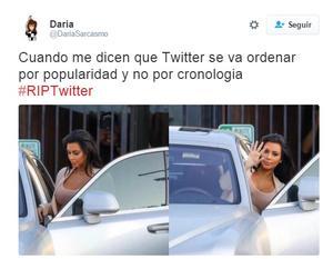 Los usuarios han criticado el cambio en Twitter.