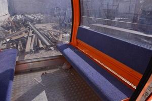 Las cabinas tienen capacidad para ocho pasajeros.