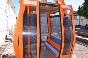 Este teleférico será el primero de Coahuila.