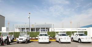 El también coordinador general de la visita del Papa a México, Eugenio Lira Rugarcía, aclaró que los automóviles no están blindados.