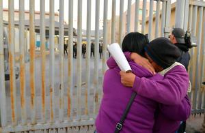 Un total de 49 personas murieron por el motín que se registró en el penal del Topo Chico.