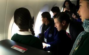El nuevo y polémico avión presidencial entró en funciones.