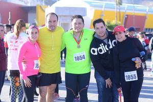 08022016 Gaby, Carlos, Emilio, Jesús y Liz.