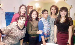 07022016 CONTENTAS.  Maricarmen, Mariana, Dara, Frida, Maricarmen y Lorena.