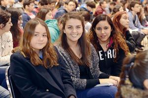 07022016 Mabel, Ana e Ilse.