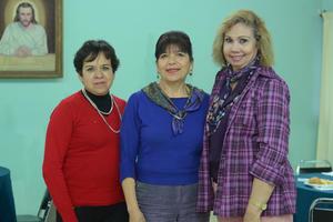 09022016 Rosy, Chepis y Ana María.