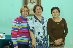 09022016 Lidia, Lucy y Juanita.
