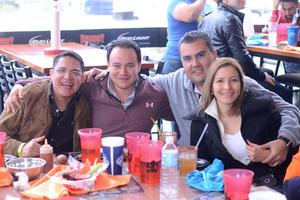 10022016 Jerry, Jorge, Miguel y Valeria.