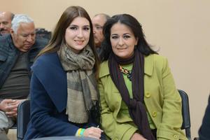12022016 Sofía Carriedo y Karina García.