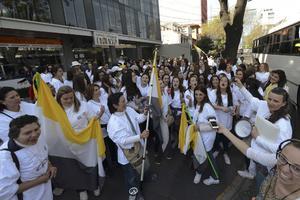 La euforia por la visita del Papa Francisco ya se vive en México.