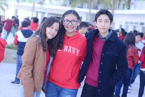 13022016 Ana, Ximena y Daniel.